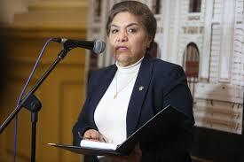 Luz Salgado solicitaría impedimento de salida para Susana Villarán