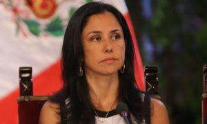 Dejan al voto pedido de impedimento de salida del país para Nadine Heredia