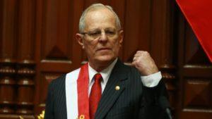 PPK recibió condecoración Gran Cruz de la Solidaridad