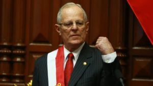 PPK primer peruano en ser empadronado
