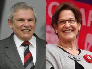 Comisión Lava Jato citará a Luis Castañeda y Susana Villarán