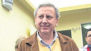 """Hernán Garrido Lecca dice """"Estoy dispuesto a que me levanten el secreto bancario"""""""