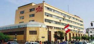 JNE presentó proyecto de ley electoral