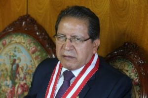 Fiscal de la Nación fue citado por comisión Lava Jato