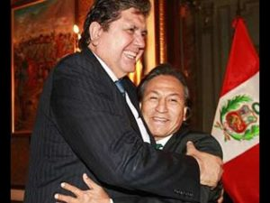 Alan García pidió un ministerio a Alejandro Toledo en 2001