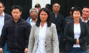 Fiscalía investigará a los hermanos de Keiko Fujimori