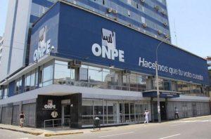 Jefe de ONPE juramentará el 28 de febrero