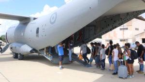 FAP suspende vuelos gratuitos a ciudades afectadas