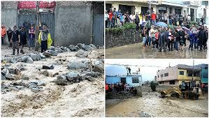 Prorrogan Estado de Emergencia en 9 provincias de Lima