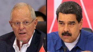 """Nicolás Maduro regala pepino a PPK para que """"reflexione"""""""
