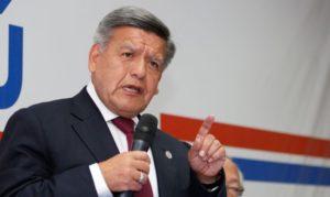 César Acuña no postulara a la presidencia el 2021