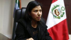 "Indira Huilca afirma ""Alberto Fujimori estará preso hasta el 2032"""