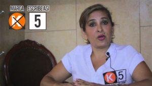 Quitan título de abogada a congresista Maritza García