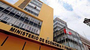 MEF revela metas de déficit fiscal hasta 2021