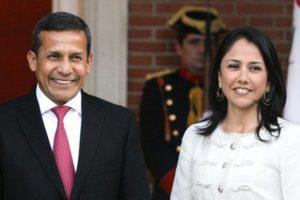 Fiscalia afirma legalidad de interceptaciones telefónicas a Ollanta Humala y Nadine Heredia