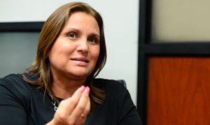 """Marisol Pérez Tello afirma """"Yo no voy a renunciar"""""""