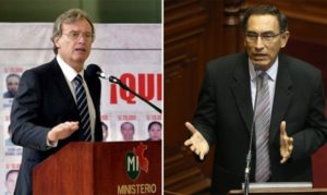 Luz Salgado señala que interpelaciones a Martin Vizcarra y Carlos Basombrío no es venganza