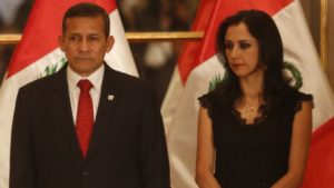 Acusarian constitucionalmente a Ollanta Humala y Nadine Heredia por usurpación de funciones