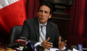 Segundo Tapia deja presidencia de Comisión de Ética