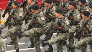 Perú ocupa el cuarto puesto en Fuerza Armada más poderosa de Latinoamérica