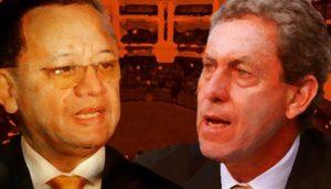 Reunión entre Alfredo Thorne y Edgar Alarcón – Audio