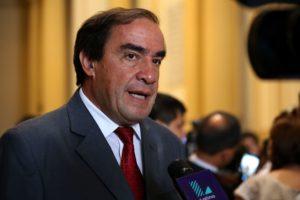 Yonhy Lescano y Jorge Del Castillo protagonizaron altercado en Congreso