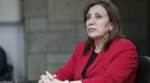 Julia Príncipe fue separada del Consejo de Defensa Jurídica del Estado