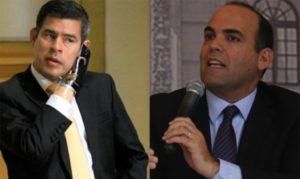 Fernando Zavala y Luis Galarreta se reunieron en el Congreso