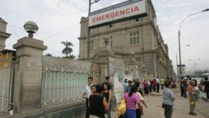 Declararán en emergencia hospitales de Lima
