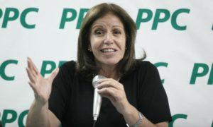 """Lourdes Flores afirma """"El mensaje que brinda Fuerza Popular es pésimo"""""""