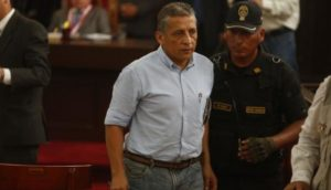 Antauro Humala se casó en penal de Chorrillos