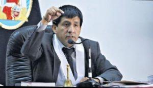 Biografia del juez Richard Concepción Carhuancho