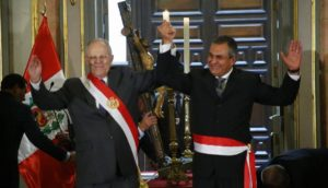 Vicente Romero juró como ministro del Interior