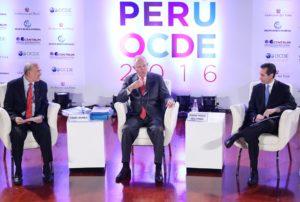 Renuncia representante presidencial especial ante OCDE